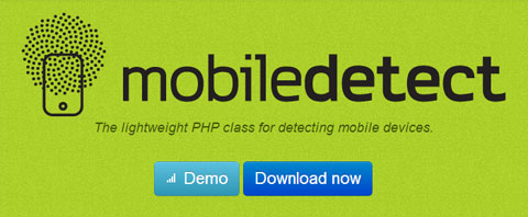 PHP Mobile Detect