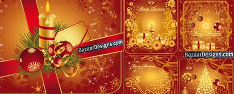 Christmas Gift Box Ornaments