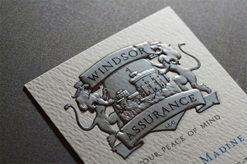 50 beautiful creative embossed business cards master script if you are considering to make an embossed card be sure check this post for inspiration reheart Image collections
