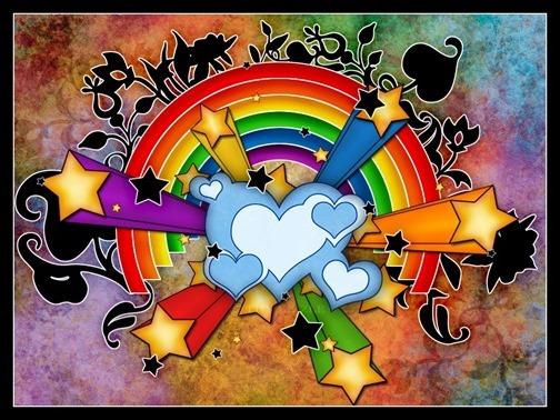 rainbow-concept