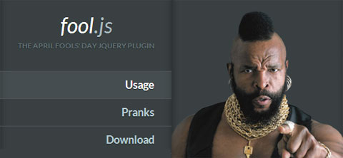 Fool.js