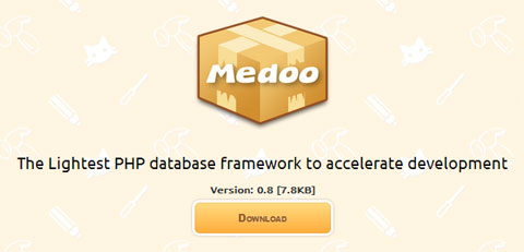 Medoo - PHP Database Framework