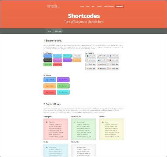 Nimble-shortcodes