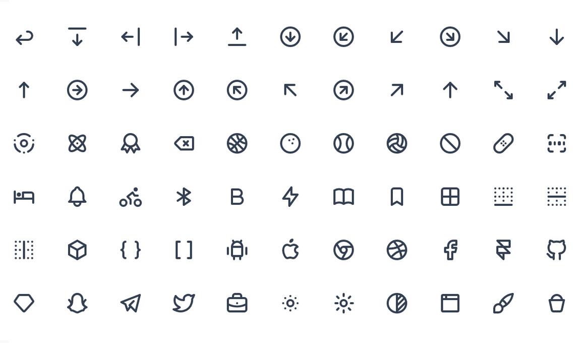 Tabler Icons Set Master Script